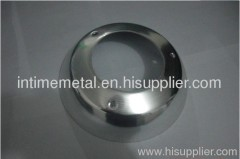 Professional spun aluminium parts