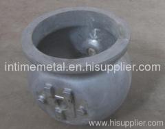 Precision low pressure die casting