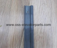 Plastic guide for curved balustrade aluminum guide Sigma SCE 2M/pc