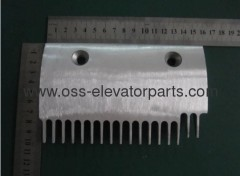 Escalator SCE Comb Left Sigma Aluminum