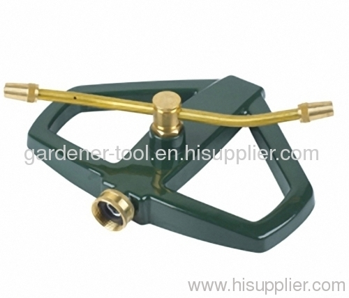 Brass water sprinkler With Zinc base