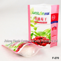 clear fruit packaging pouch