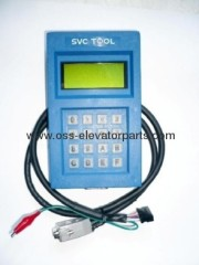 SVC TOOL Sigma for models Di-1 and Di-2
