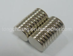 Nickel coatting Neodymium magnet