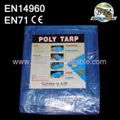 Heavy Duty Vinyl Tarp