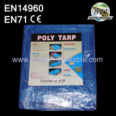 Heavy Duty Vinyl Tarp