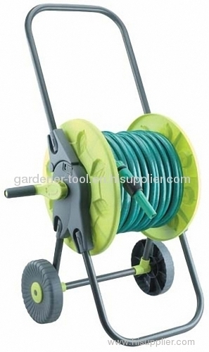 plastic water hose reel cart with 15M hose