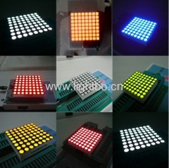 8 x 8 Series Dot-Matrix-LED-Display für Aufzugpositionsanzeigen