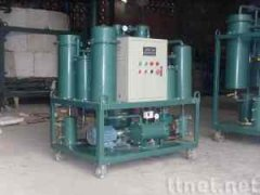 Turbine Oil Processing Oil Refiner Oil Cleaning Equipment
