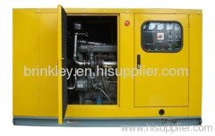 Cummins diesel generator set generating 50Hz