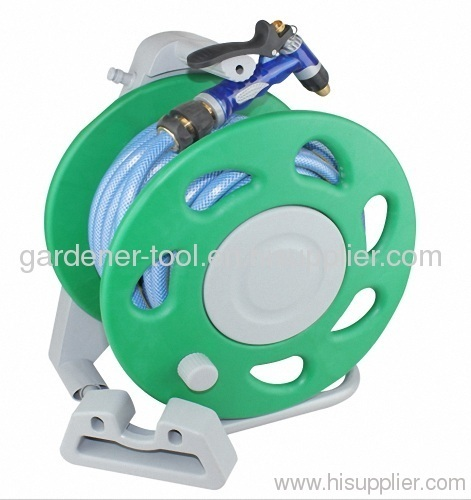 Wall Mounted Garden Water Hose Reel For Car Wash