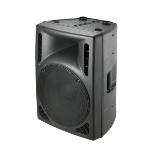 """10"""" plastic speaker cabinet box professional audio"""
