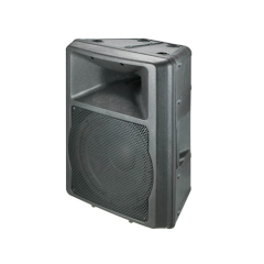 "8"" Portable Plsatic Speaker Box"