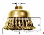 explosion-proof knot wire cup brush