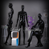 loutoff series fashion female mannequin, male mannequin