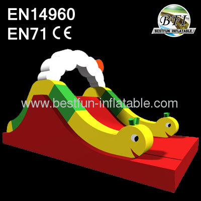 Mini Kids Inflatable Slides