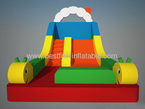 Inflatable Cloud Slide