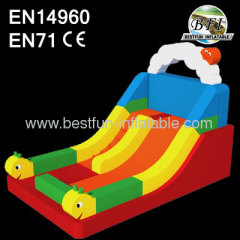 Inflatable Small Slides for Children