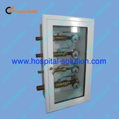 Medical Gas Valves Box for Hospital Medical Gas Pipeline System
