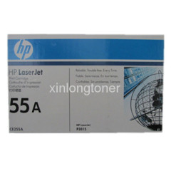 HP CE255A Original Toner Cartridge Compatible Refilling
