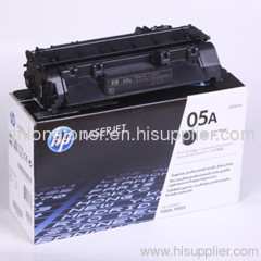 HP CE505A/X toner cartridge
