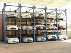 easy storage multi-level parking system