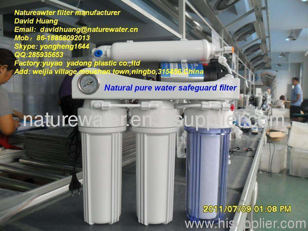 naturewater filter factory
