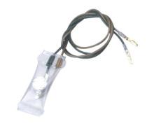 Freezer refreigerator defrost thermostat