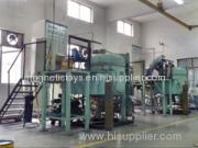 Vacuum smelting