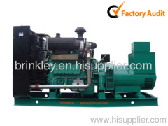 Open frame diesel generator sets 50Hz generators