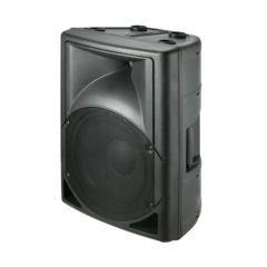 "12"" 2 Way Plastic Professional Speaker Box"