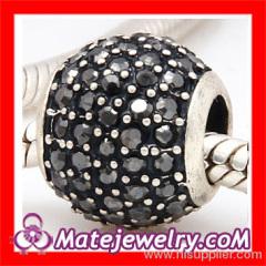 Swarovski Crystal Silver Beads