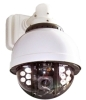 "Security Outdoor 7"" IR CCTV High Speed Dome Camera with PTZ"