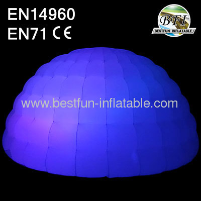 Indoor Light Air Dome