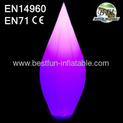 Lighting inflatable Water Droplet