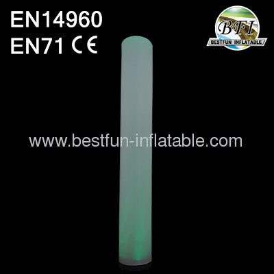 Inflatable Stage Lighting Column