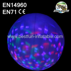 Lighting Inflatable Club Balloon