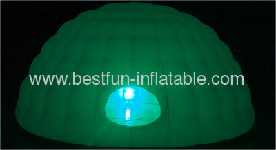 Mini LED Lighting Dome Tent