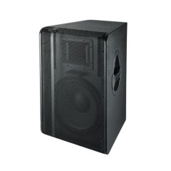 "10"" Woofer With Painted Wooden Cabinet"