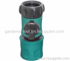 Plastic Female Garden Quick Connector