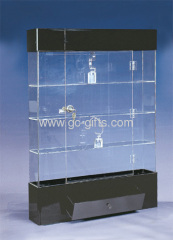 lockable acrylic watch display cases