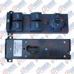 3M5T-14A132-AG POWER WINDOW SWITCH FOCUS