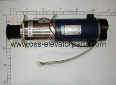 GEARED DOOR MOTOR COMPLETE AMD 1.5(Alternative for KM602748G03)