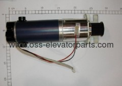 GEARED DOOR MOTOR COMPLETE AMD 1.5