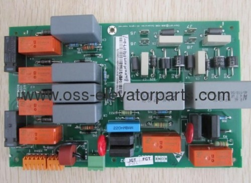 Print BCM25 of frequency converter Kone(Brake control module)