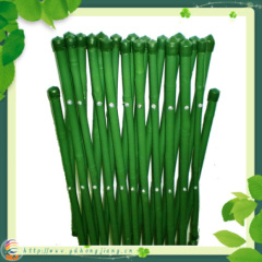 Plastic Bamboo for garden fencing
