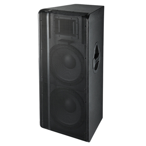 15 Dual Woofer Painted Wooden Professional Speaker Box
