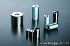 diametrically magnetized cylinder neodymium magnet
