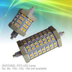 118mm r7s led bulb