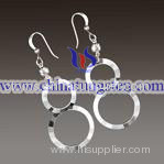 Tungsten Carbide Earring